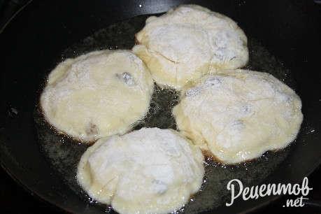 Сырники из творожной массы