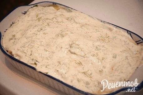 овощная лазанья рецепт с мультиварке