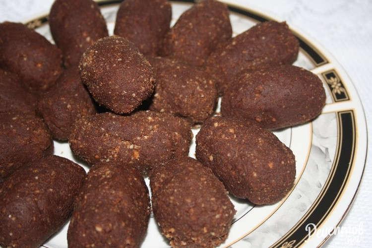 печенье картошка рецепт из сухарей