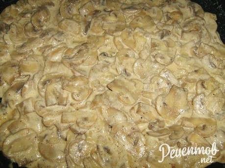 рецепты суп из шампиньонов и лапши