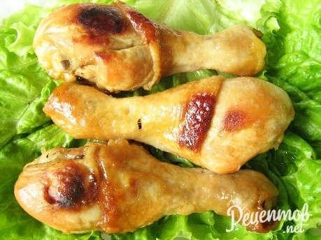 Куриные голени в мультиварке  Блюда из курицы  TVCook