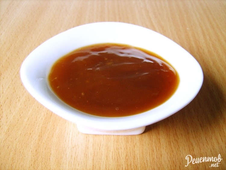 рецепт приготовления китайский соус кисло сладкий
