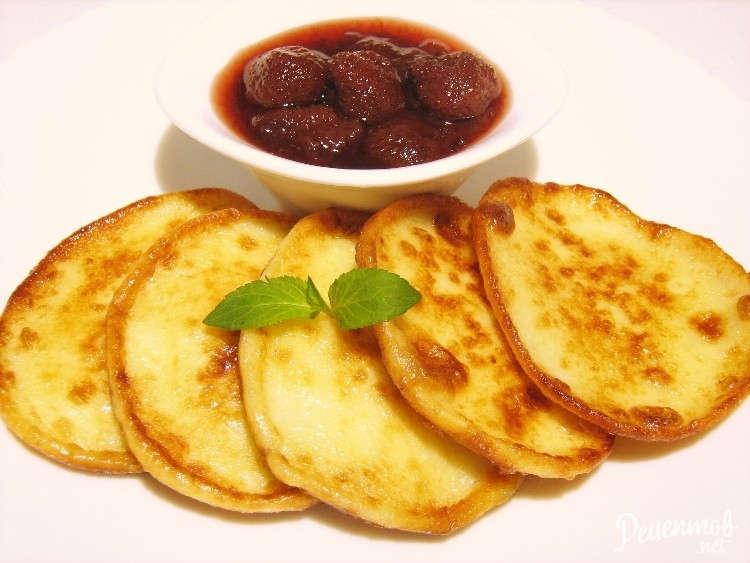 Сырники на кефире - пошаговый кулинарный рецепт с фото