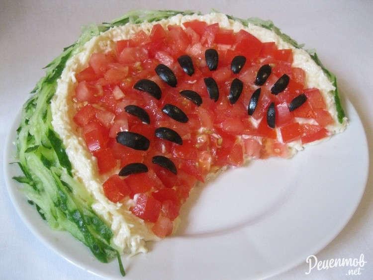 Супер рецепты салатов с фото