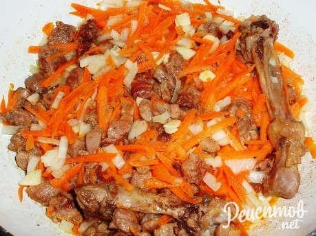 Тайская национальная блюдо