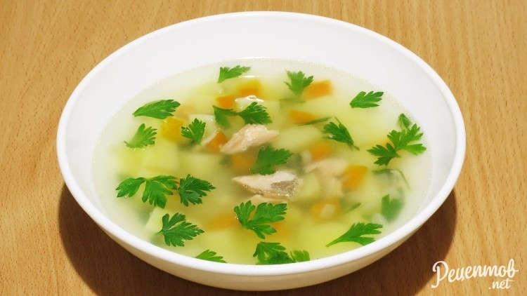 как приготовить суп из головы семги