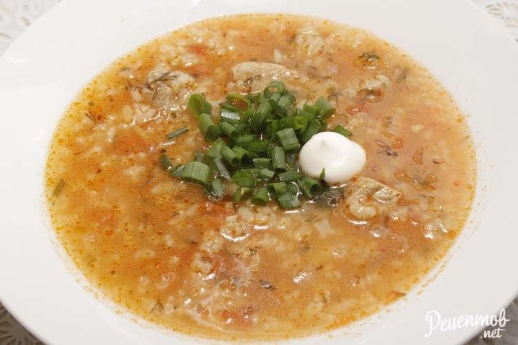 самый вкусный суп харчо по-грузински рецепт с фото