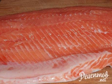 рыбный салат из тунца рецепт из консервов