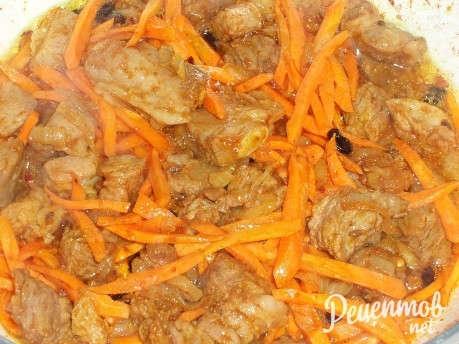 плов узбекский рецепт в мультиварке с говядиной рецепт