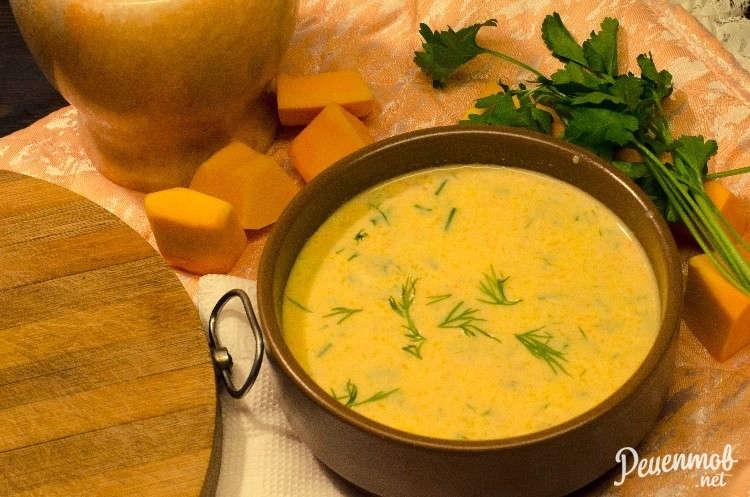 Можно ли кормящей маме тыквенный суп пюре — 7
