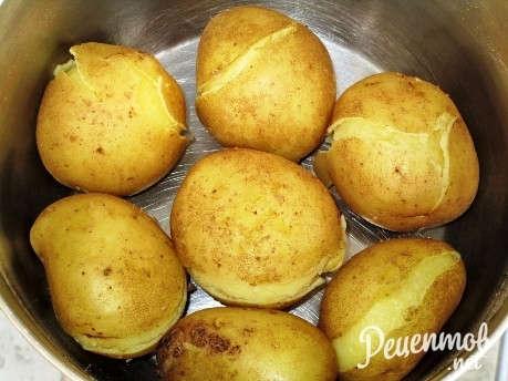 рецепт приготовления картошки в мундире