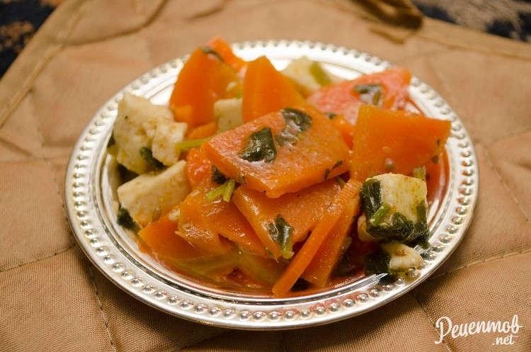 тушеная морковь в мультиварке рецепт