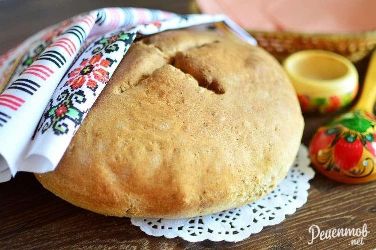 Хлеб из ржаной муки в мультиварке рецепт с фото пошагово и видео ... | 499x750